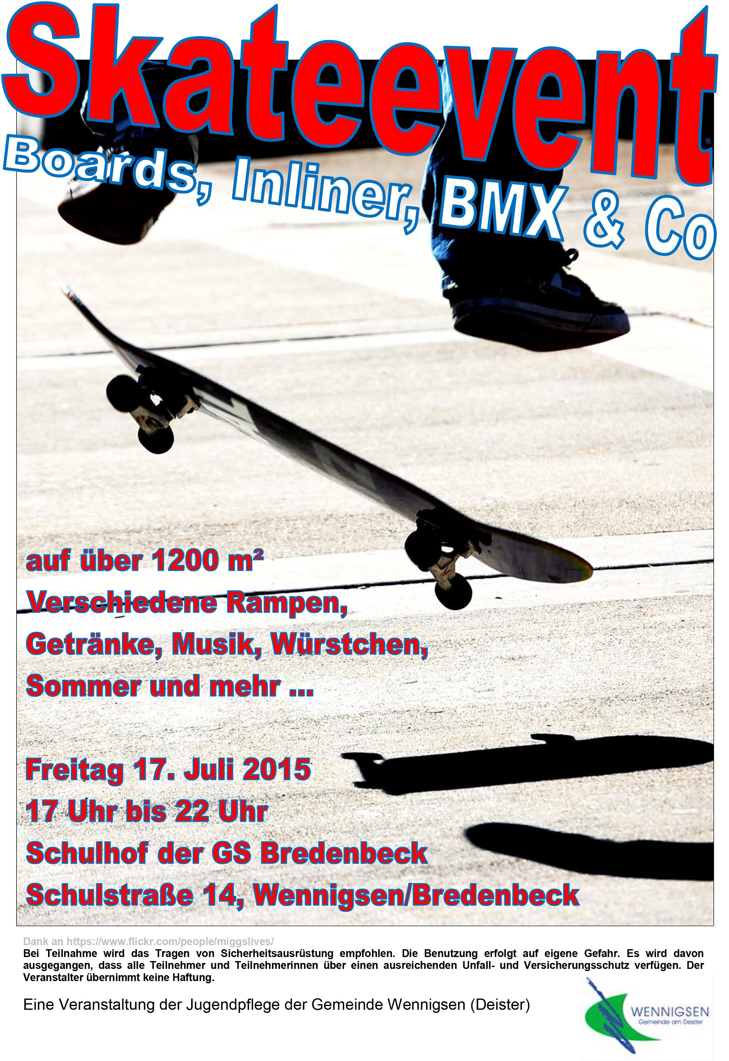 Skateevent 2015