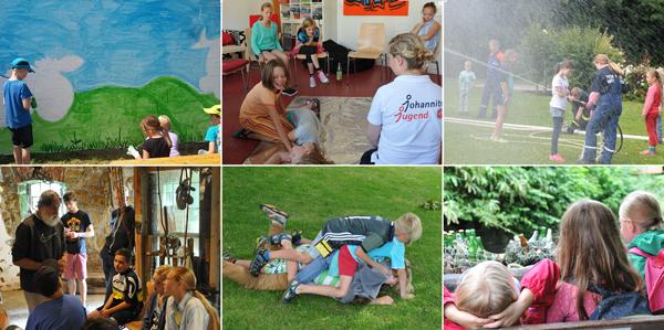 Aufruf zur Mitwirkung im Sommerferienprogramm
