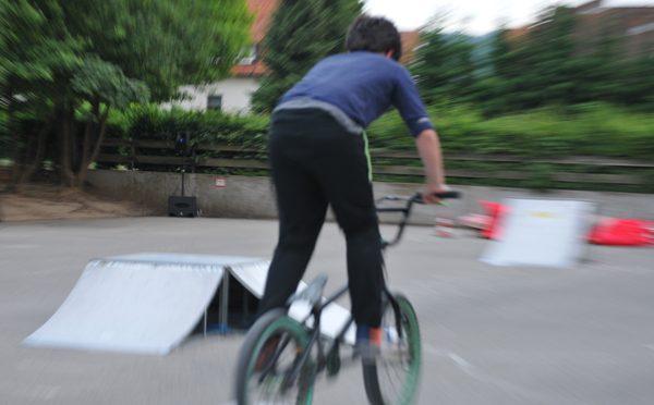 Skateevent am 9. Juni 2017